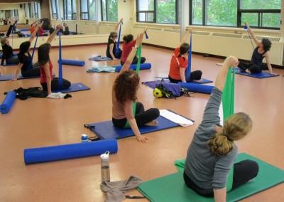 Pilates été