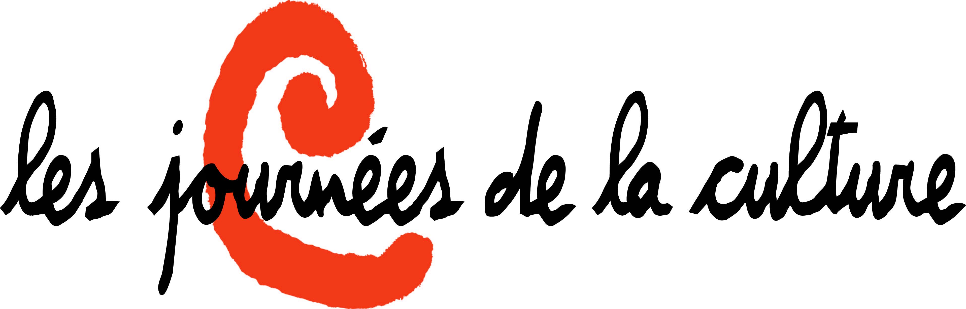 Logo couleur - Journées de la culture