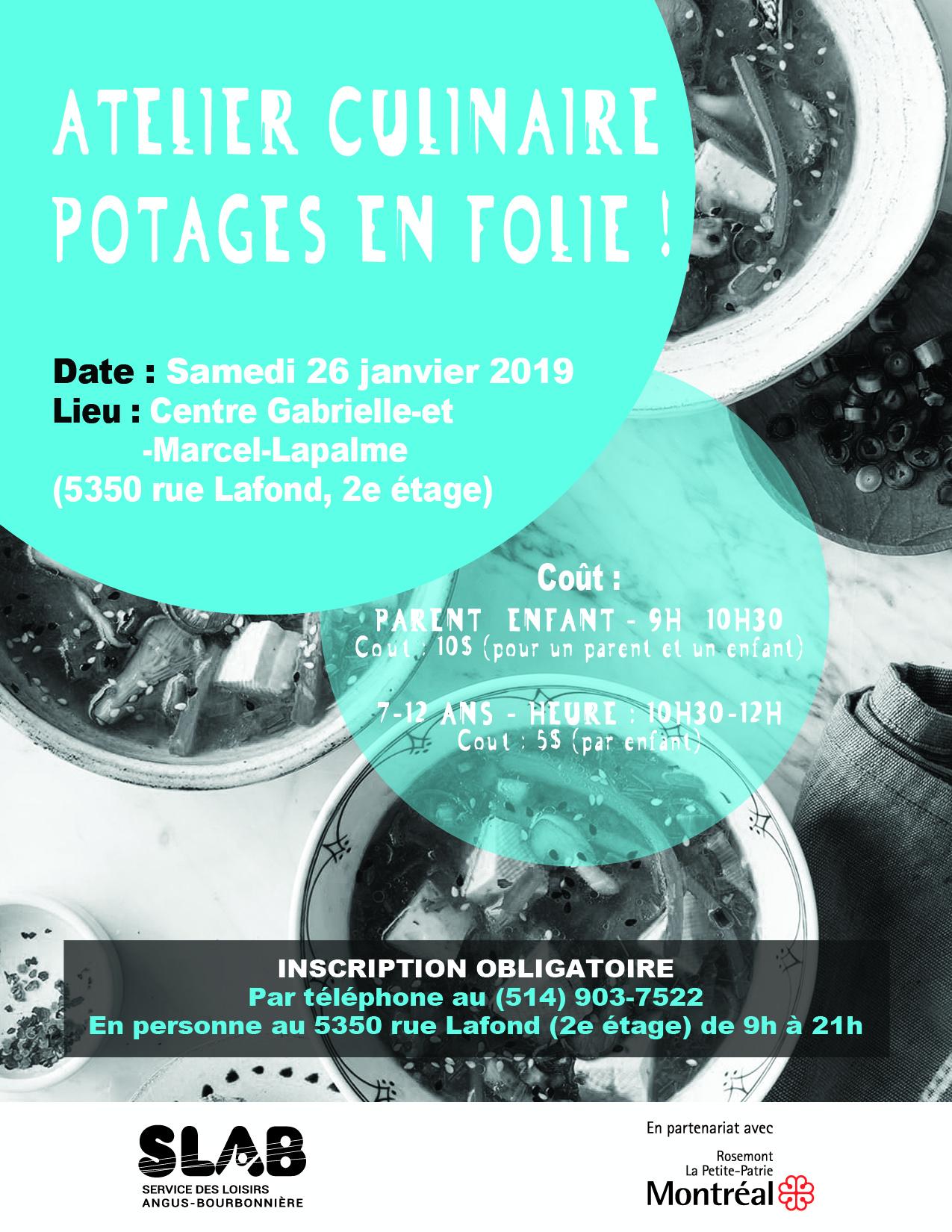 Matériel - Cuisine Potages