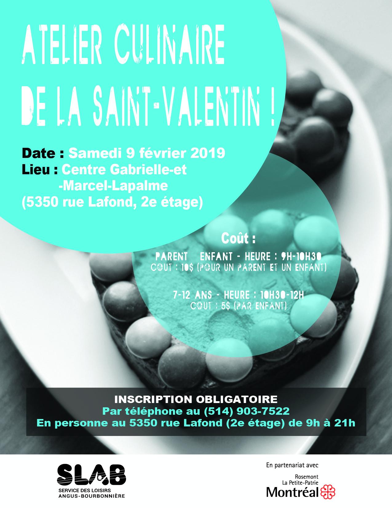 Matériel - Cuisine Saint-Valentin