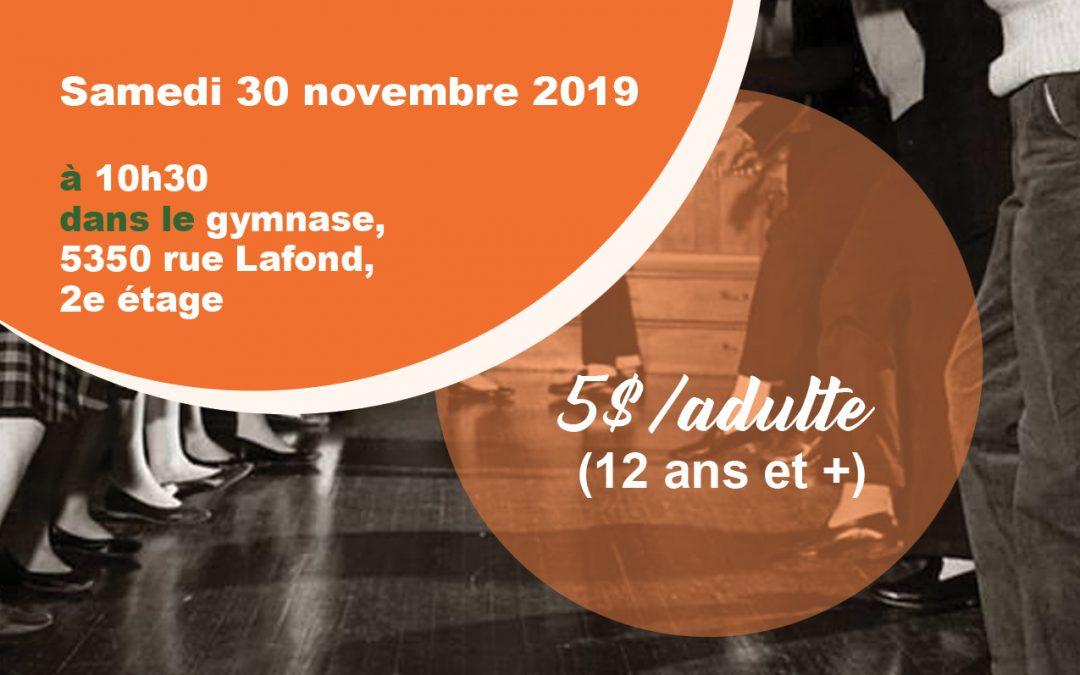 Spectacle de danse Automne 2019